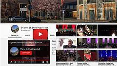 Youtube-Channel St. Pius Ingolstadt